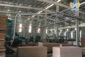 Nhà xưởng PLS Việt Nam