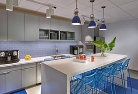 Thiết kế không gian relax Hemisphere Media Group