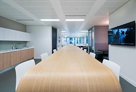 Thiết kế không gian relax Hitachi