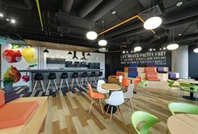 Thiết kế không gian relax OLX