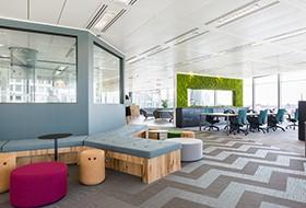 Thiết kế không gian relax PAGEANT MEDIA