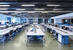 Thiết kế nội thất văn phòng làm việc công ty DRD