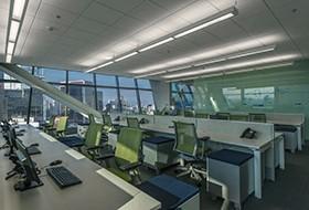 Thiết kế thi công nội thất văn phòng Coldwell Banker