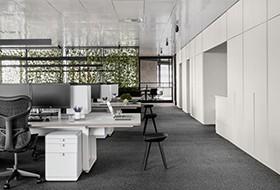 Thiết kế thi công nội thất văn phòng PDG