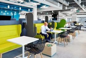 Xu hướng thiết kế nội thất văn phòng dần chiếm lĩnh đầu năm 2017